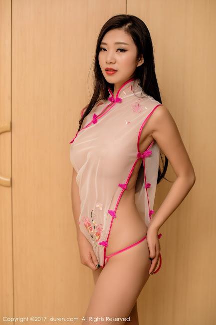 KiKi Khoe Nội Y Mỏng Sexy Nóng Bỏng