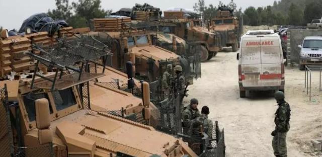 وزير الدفاع التركي: بي كا كا الإرهابية أوشكت على الانتهاء .. هل ستبدأ تركيا بعملياتها العسكرية ؟؟