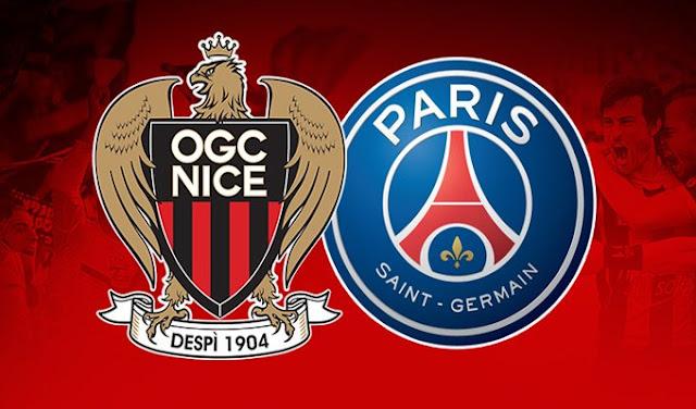 Nice vs Paris Saint Germain Full Match And Highlights