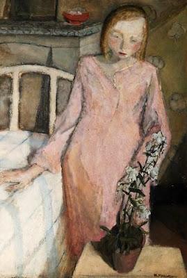 Spring Self-Portrait 1930), Nella Marchesini