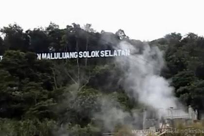 Harga Tiket Masuk Objek Wisata Hot Water Boom Sapan Maluluang