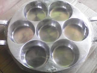 Jual cetakan kue martabak mini isi 7 lobang kue