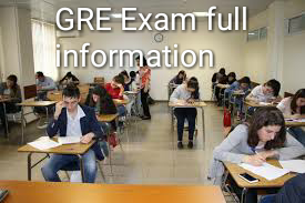 GRE Exam information
