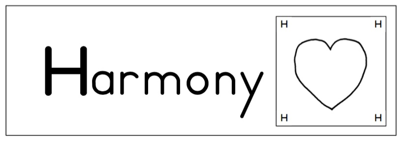 Harmony's House: It's all about the Heart