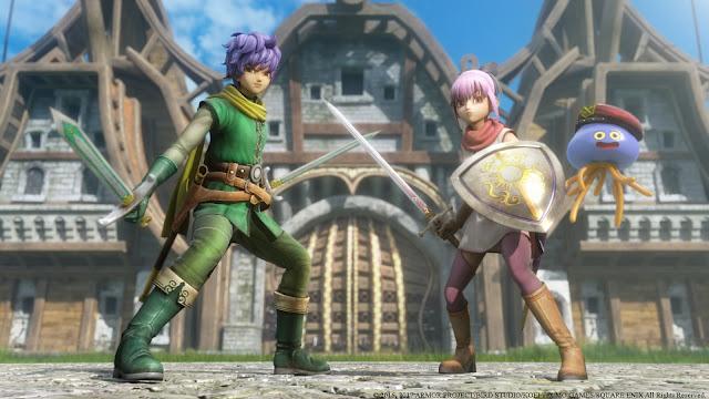 Dragon Quest Heroes II PC Free Download Screenshot 3