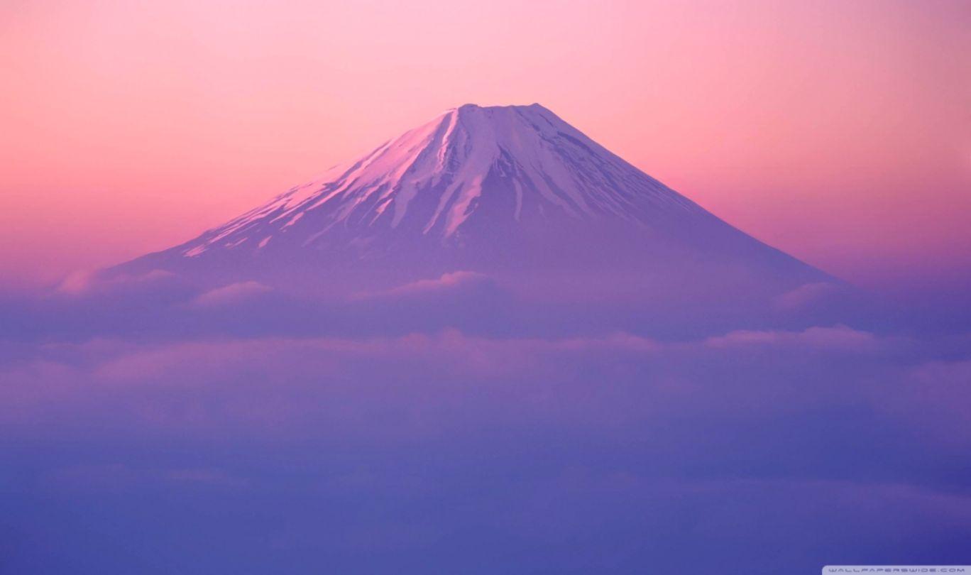 Mount Fuji Wallpaper Wallpapers Pc