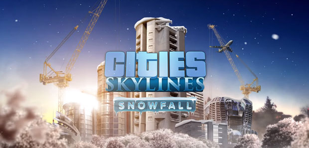 Cities Skylines Snowfall Expansion Release Date