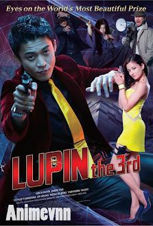 Lupin 3 -Siêu Đạo Chích: Lupin Đệ Tam - Lupin 3 2014 Poster