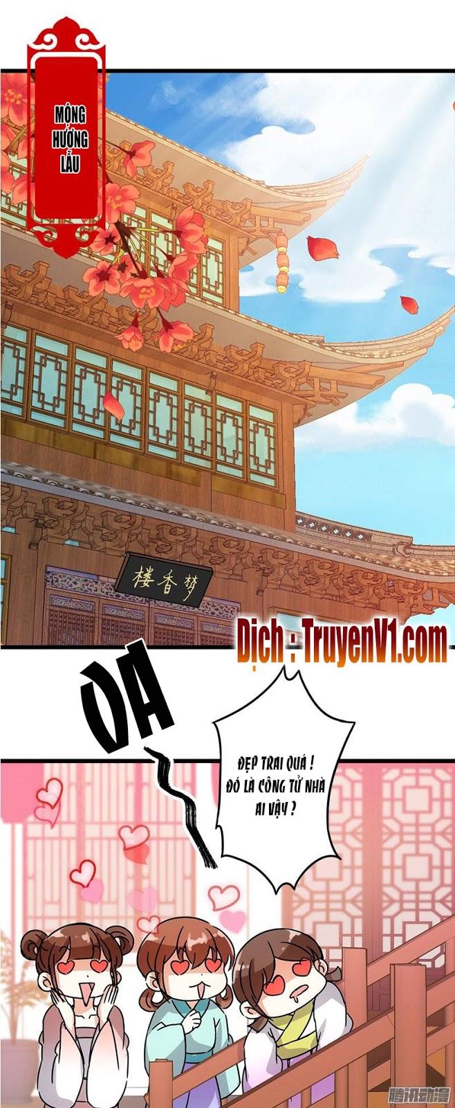 Vương Gia ! Ngươi Thật Bỉ Ổi ! chap 51 - Trang 14