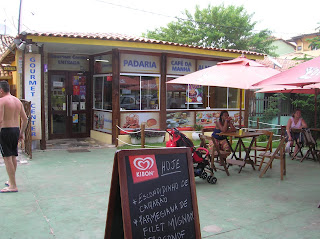 Gourmet Center, Praia do Forte, Brasil, La vuelta al mundo de Asun y Ricardo, round the world, mundoporlibre.com