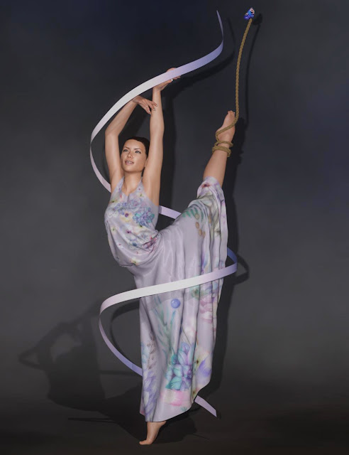 Dance of the Butterfly Poses and Props