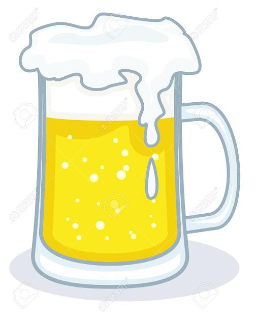 Beer Vector Illustration Stock Vector
