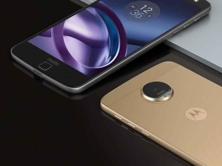 لينوفو تكشف عن هاتفي Moto Z و Moto Z Force مع ملحقات MotoMods