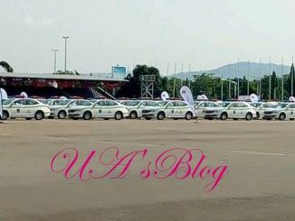 Osinbajo Inaugurates 150 Police Patrol Cars From Dangote Foundation
