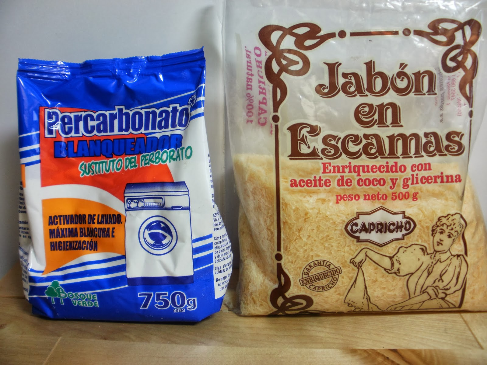 Compartendos soluci n jab n lavadora econ mico ecol gico - Jabon natural para lavadora ...