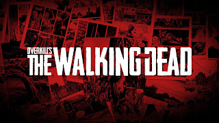 Overkill's The Walking Dead Cover Wallpaper