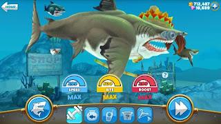 Download Hungry Shark World Mod APK v1.6.2 data Terbaru