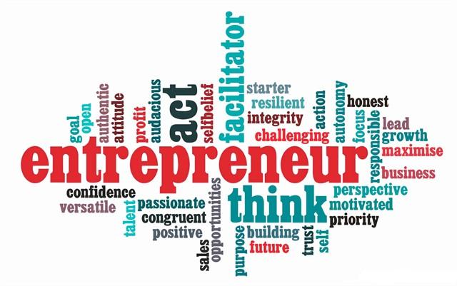 هل انت رائد أعمال Entrepreneur  ؟