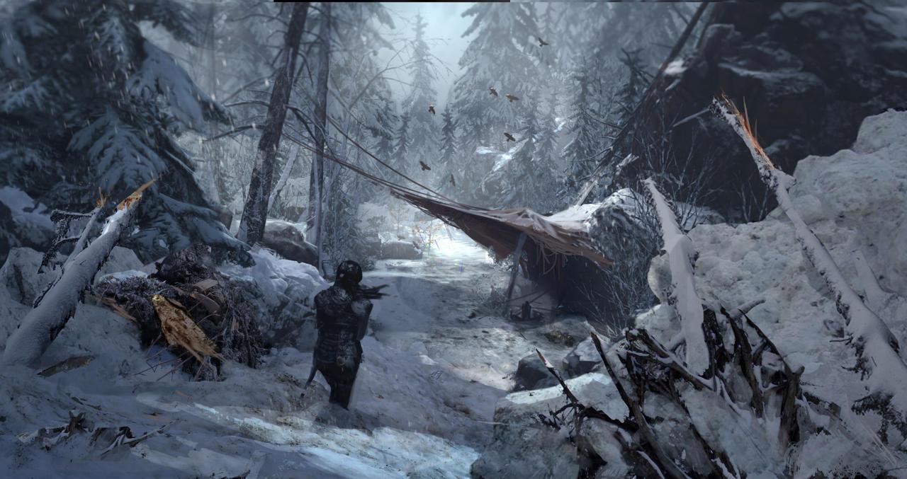 rise of the tomb raider crack skidrow