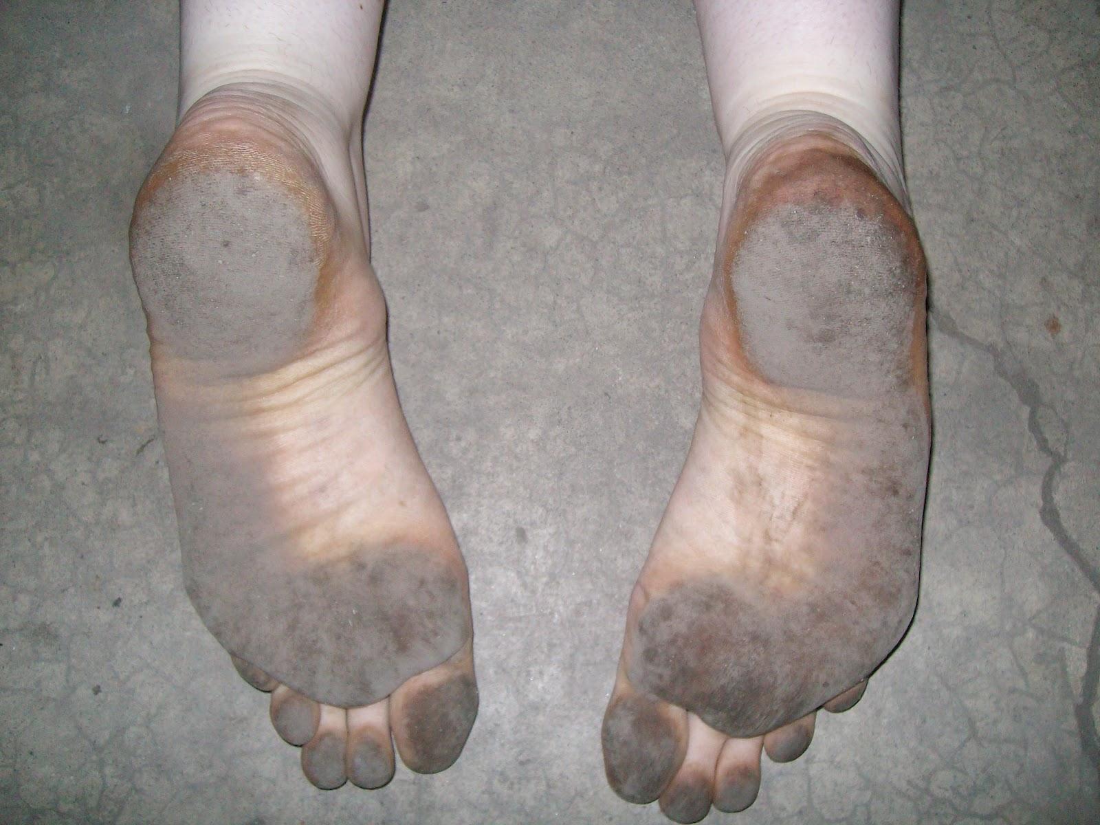 Sierra The Barefoot Girl July 2012