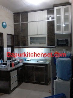 Kitchen set cikampek