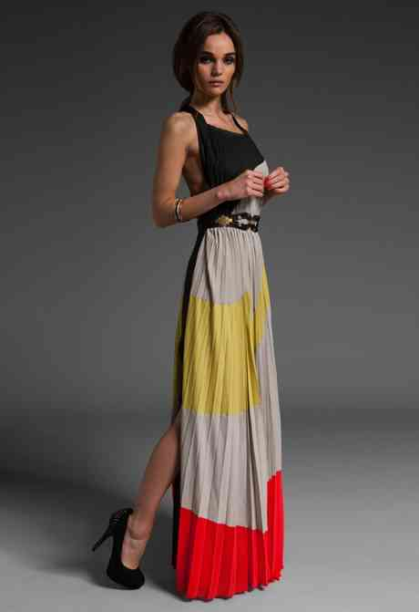 Style Amp Culture The Maxi Dress