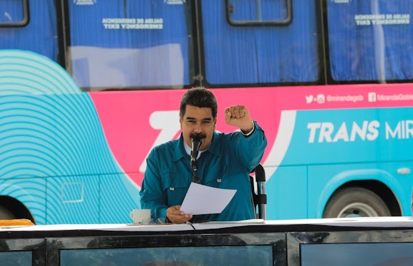 Presidente Maduro ordenó activar mesas técnicas de Transporte Comunal  en todo el país