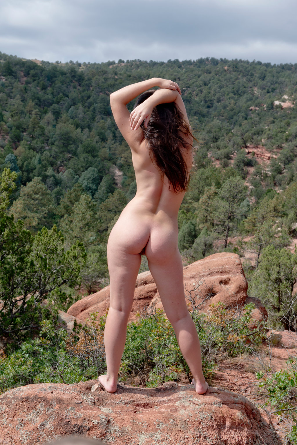 The hedonistic pleasures of being naked but comfortable