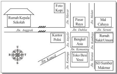 soal bahasa indonesia kegiatan jawaban  essay pilihan ganda uraian