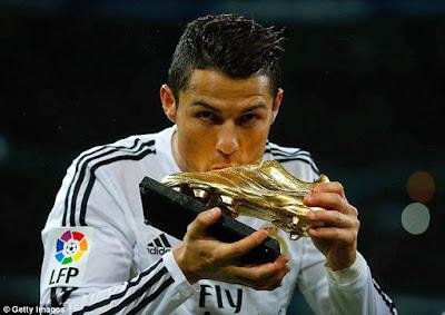 Performa Cristiano Ronaldo Menurun Musim ini
