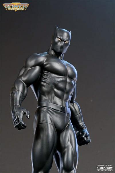 Estátua Pantera Negra Bowen Designs