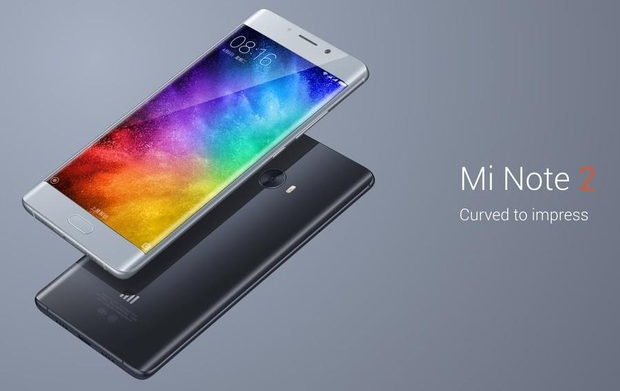 Mi Note 2 price specs