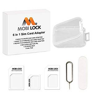 Mobi Lock 3 in 1 SIM Adapter