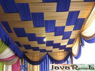 Sewa Tenda Dekorasi VIP - Sewa Tenda VIP Pesta