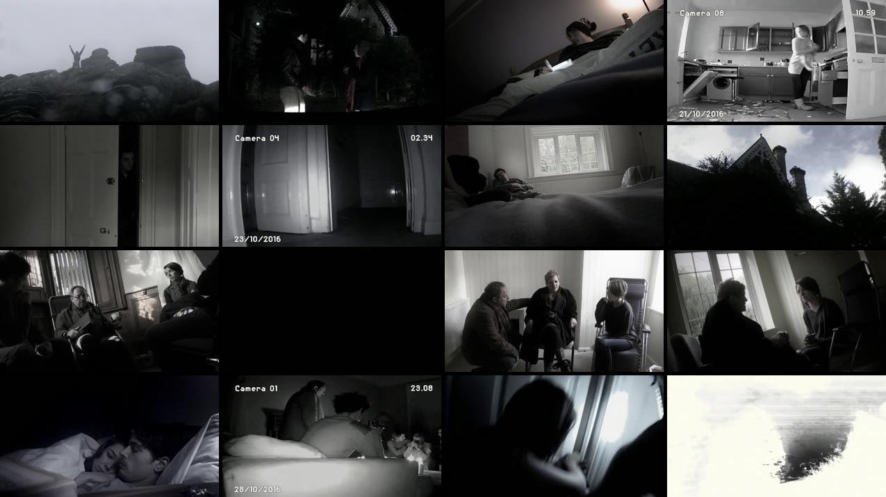 The Unfolding 2016 DVDRip 500MB Screenshot