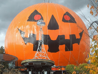 Eurosat as big pumpkin