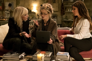 "Review of ""Ocean's 8"""