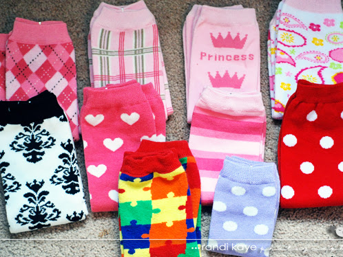 Baby Fashion with My Little Legs {Review}