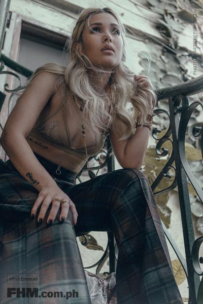 Emmanuelle Vera And Julz Savard FHM's February 2017 Back to Back Cover Girls