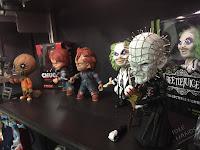 Toy Fair 2017: Mezco's Horror Toys Vinyl Figures