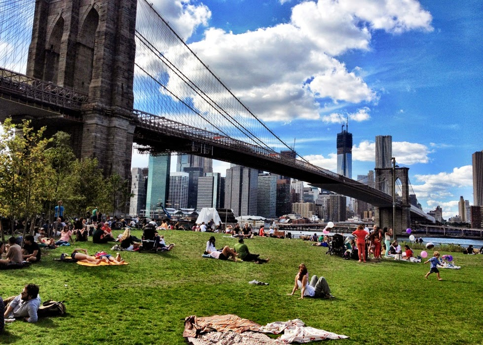 Brooklyn Bridge Park em Nova York