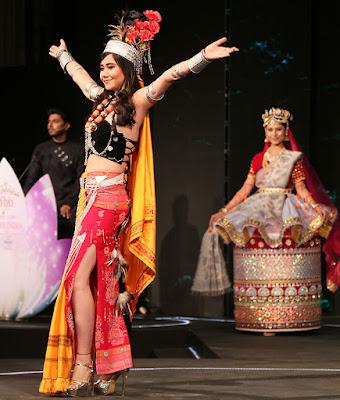 Meghalay Kiran Miss India 2017 Grand Finale