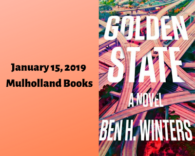 Golden State, Ben H. Winters, InToriLex