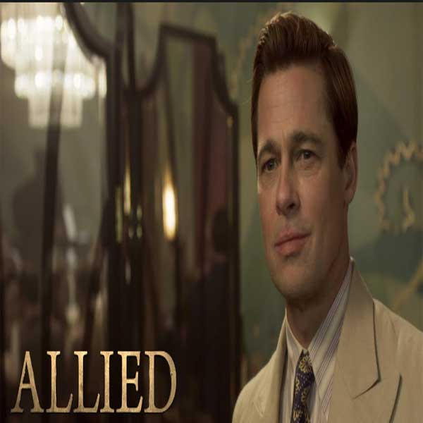 Allied, Film Allied, Allied Synopsis, Allied Trailer, Allied Review, Download Poster Film Allied 2016