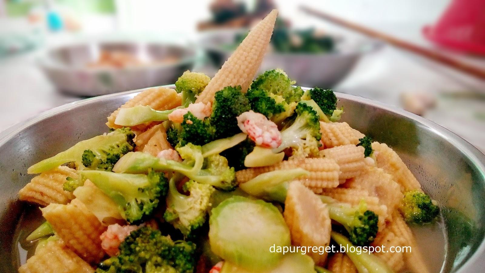 Resep Brokoli Praktis Sederhana