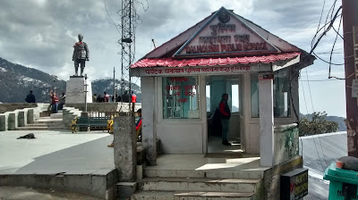 Subhash Chowk at Dalhousie