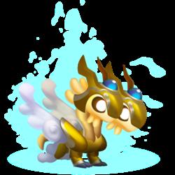 Sommo Drago Celestiale (Bambino)