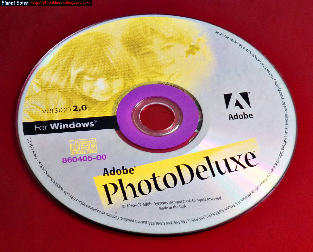 adobe photodeluxe for mac os x