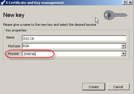 Information Security Addendum: Cisco IOU IPsec Site to Site