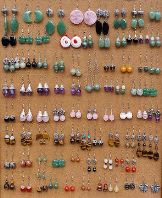 jade jewelry earrings